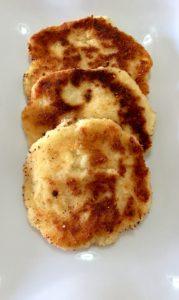 tortita de patatas