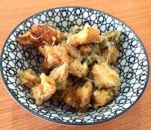 pollo con ajo y perejil
