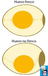 Esta bueno el huevo
